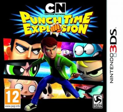 CARTOON NETWORK: PUNCH TIME EXPLOSION (3DS)