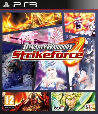 DYNASTY WARRIORS STRIKEFORCE (PS3)