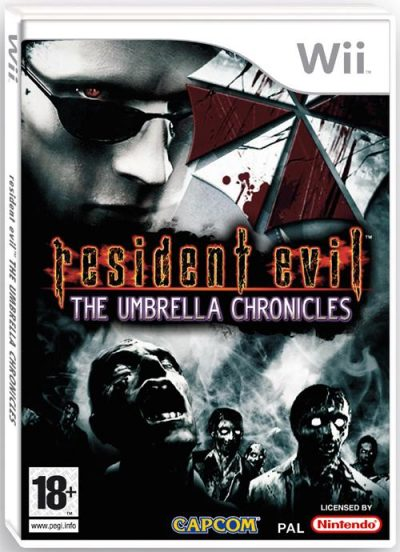 RESIDENT EVIL: THE UMBRELLA CHRONICLES (Wii)