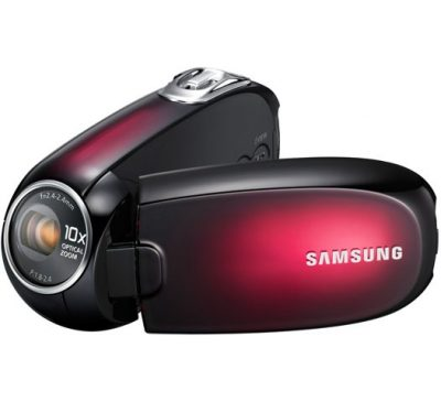 SAMSUNG SMX-C20RP RED
