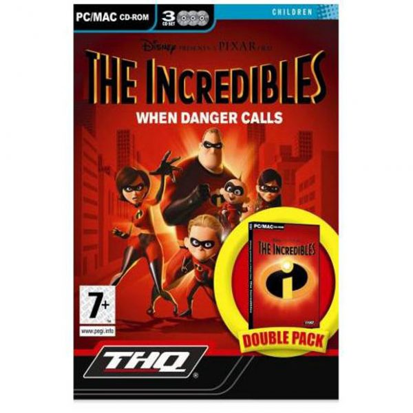 THE INCREDIBLES: WHEN DANGER CALLS (PC)